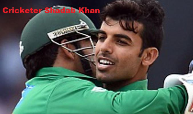 Shadab Khan cricketer