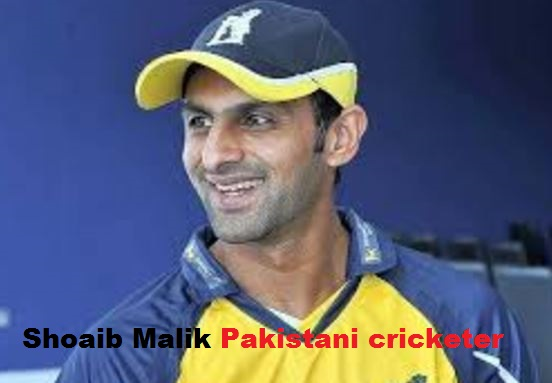 Shoaib Malik cricketer