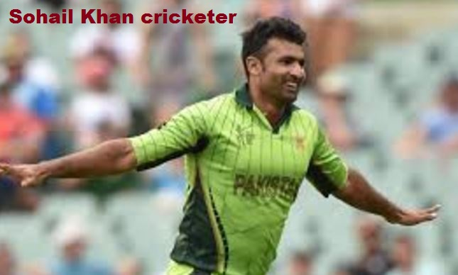 Sohail Khan cricketer