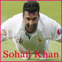 Sohail Khan Cricketer, bowling career, height, family, bowling average