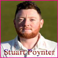 Stuart Poynter Cricketer, height, age, Batting career, batting average