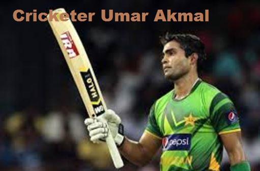 Umar Akmal cricketer