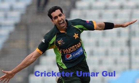 Umar Gul cricketer