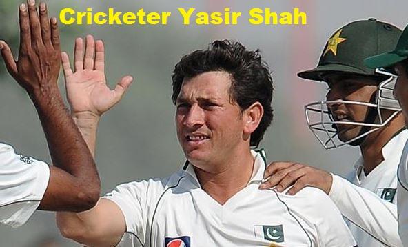 Yasir Shah cricketer