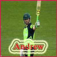 Andrew Balbirnie Cricketer, Batting career, age, height, batting average