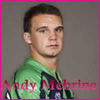 Andy Mcbrine Cricketer, bowling career, height, age, bowling average