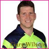cricketer Gary Wilson