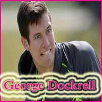 George Dockrell Cricketer, Batting career, wife and bowling average