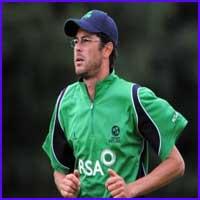 Albert van der Merwe Cricketer, bowling career, height, age, bowling average