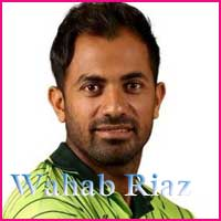 Wahab Riaz Cricketer, bowling career, height, family, and bowling average