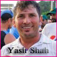 Yasir Shah Cricketer, bowling career, height, family, and bowling average
