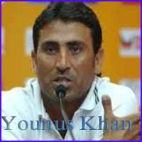 Younus Khan Cricketer, Batting career, height, family, and batting average