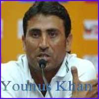 cricketer younus khan