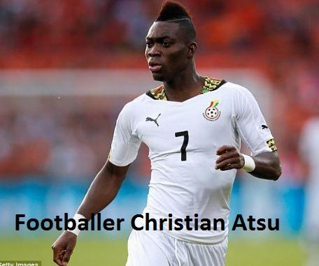 Christian Atsu footballer