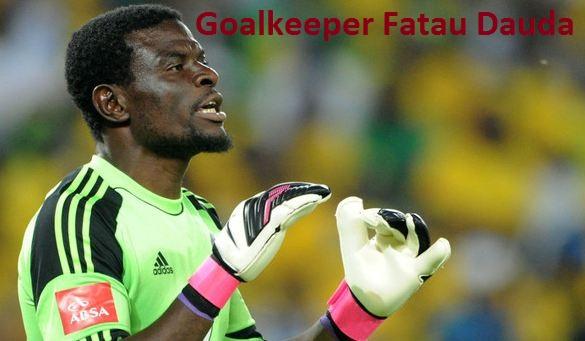 Fatau Dauda Goalkeeper