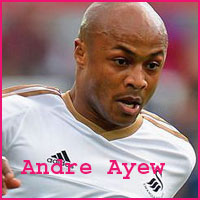 Andre Ayew player profile football career from livesportworld.com