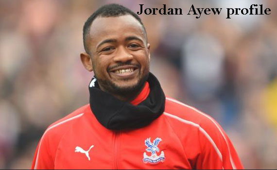 Jordan Ayew player, height, wife, family, profile and club career