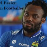 Michael Essien footballer