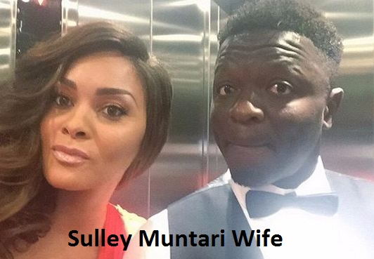 Muntari Wife