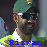 Mohammad Rizwan Cricketer, Batting career, batting, average