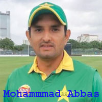 Mohammad Abbas Cricketer, family, wife, age, salary, and bowling average