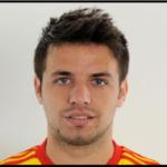 Footballer Alexandru Matel