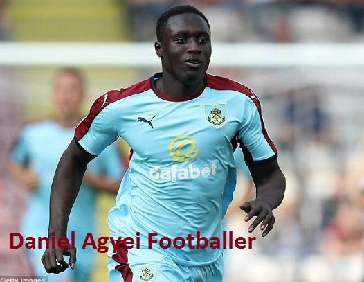 Daniel Agyei footballer