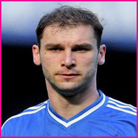 Branislav Ivanovic player, height, wife, family, profile and club career