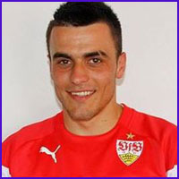 Filip Kostic height, wife, family, profile and club career