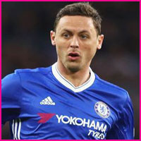 Nemanja Matic player, height, wife, family, profile and club career
