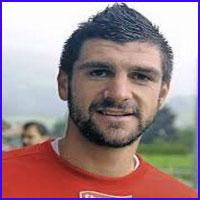 Footballer Stefan Mitrovic