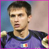 Goalkeeper Ciprian Tatarusa