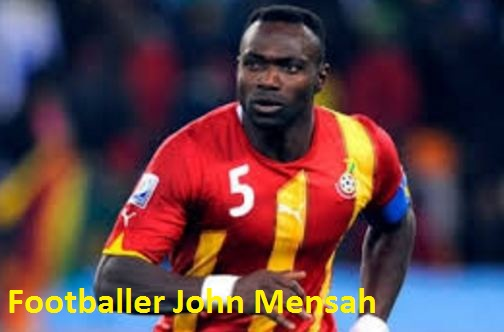 John Mensah photos
