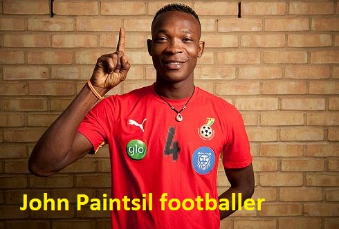 John Paintsil photos