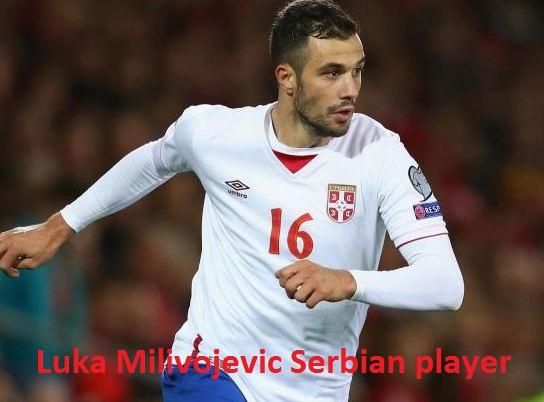 Luka Milivojevic footballer