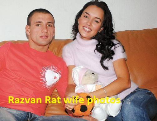 Razvan Rat wife