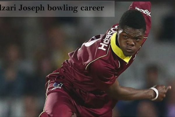 Alzarri Joseph family, wiki, fastest ball, salary, wife, age