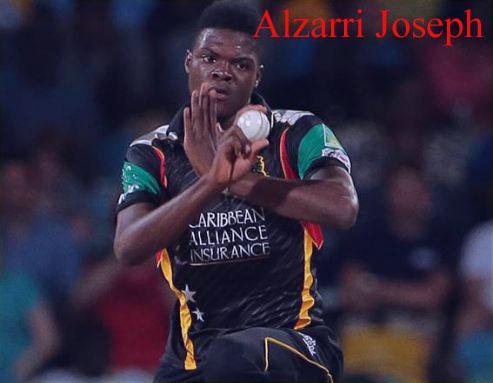 Alzarri Joseph