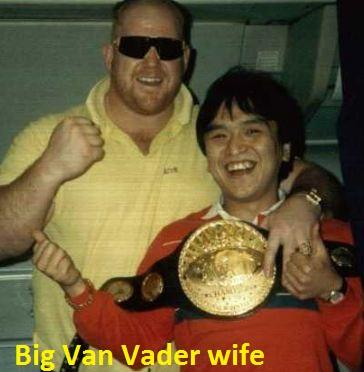 Big Van Vader wife