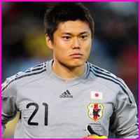 Eiji Kawashima Japan player, height, wife, family and club career