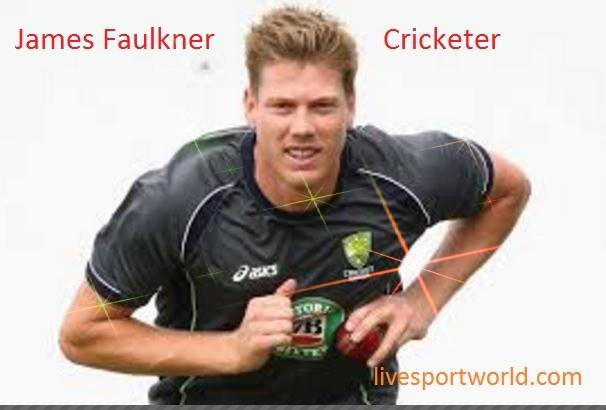 Faulkner cricketer