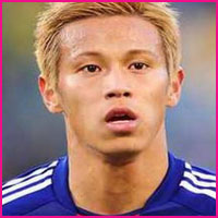 Keisuke Honda player, height, wife, family, profile and club career