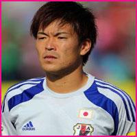 Footballer Shusaku Nishikaw