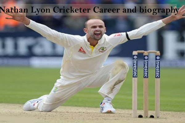 Nathan Lyon cricketer, wife, age, height, and family
