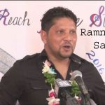 Ramnaresh Sarwan cricketer