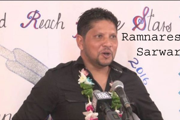 Ramnaresh Sarwan Cricketer, Batting career, wife, family, net worth and so