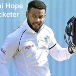 Shai Hope cricketer