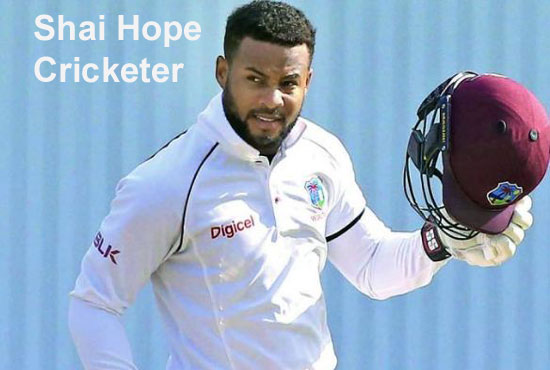Shai Hope Cricketer, Batting career, father, salary, wife and so