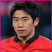 Shinji Kagawa salary, height, wife, family, profile and club career
