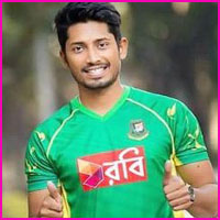 Anamul Haque Cricketer, Batting career, wife, height, salary, injury and more